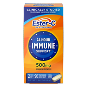 Ester-C Vitamin C, 500 mg, 90 Coated Tablets