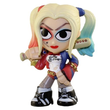 Funko Mystery Minis Vinyl Figure - Suicide Squad - HARLEY QUINN with Bat - Harley Quinn Bat