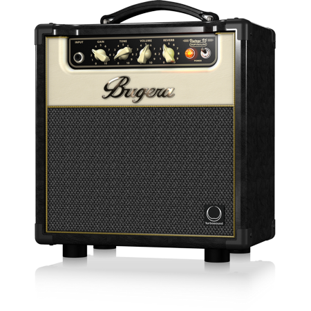 Bugera V5 Infinium Vintage Tube Combo Amplifier w/ Reverb - 5 Watt