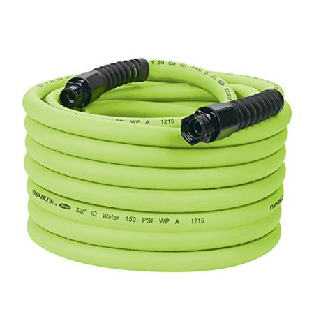 Flexzilla Pro Water Hose with Reusable Fittings, 5/8 in. x