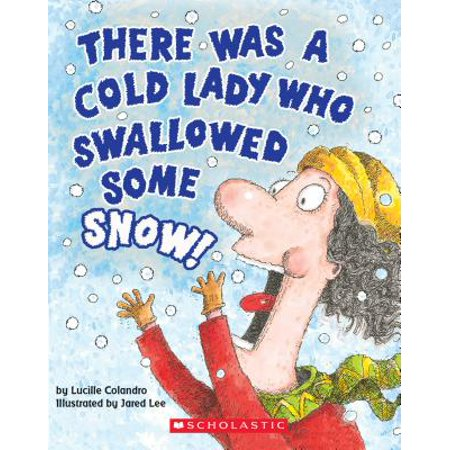 There Was a Cold Lady Who Swallowed Some (Board Book)](A Who From Whoville)