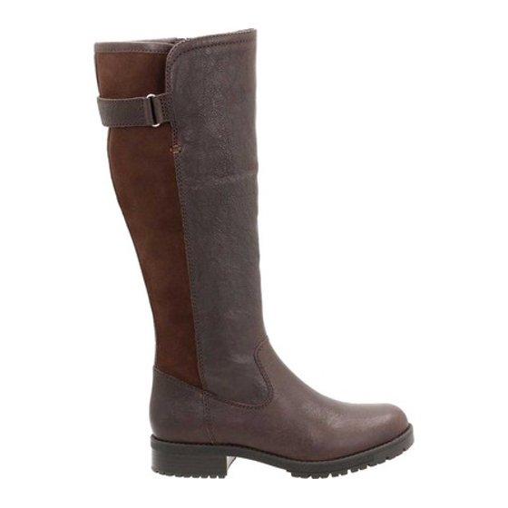 34dd1a30c92 Clarks - Women s Clarks Faralyn May Waterproof Knee High Boot - Walmart.com