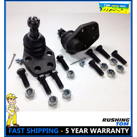 Pair of 2 Front Lower Ball Joints For a Dodge Ram 1500 Pickup 2WD Truck K7365 ()