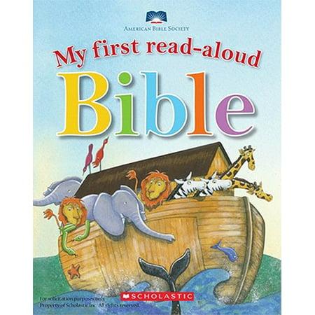 My First Read Aloud Bible](Halloween Kids Books Read Aloud)