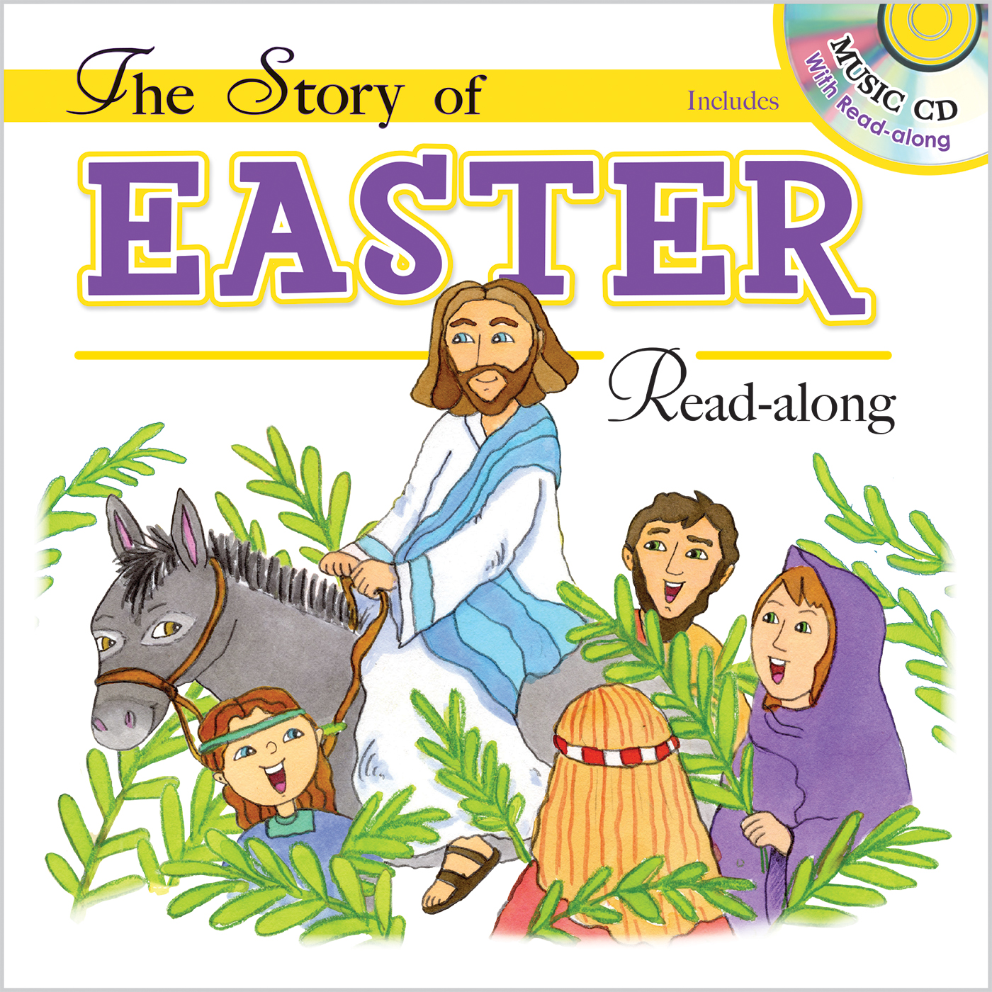 The Story of Easter: Includes PDF for Lyrics