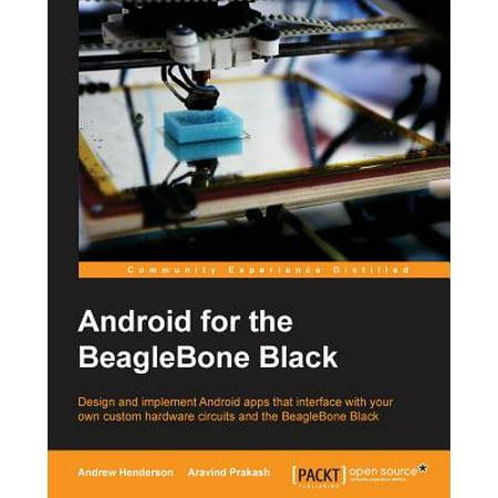 Android for the Beaglebone Black (Beaglebone Black Programming)