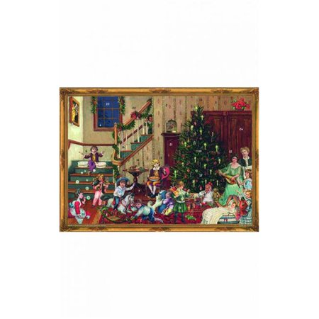 Alexander Taron ADV70129 Sellmer Advent - Victorian Living Room Scene - image 1 of 1