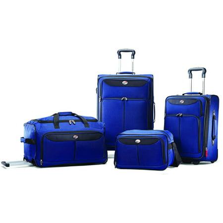 American Tourister 4-Piece Luggage Set - Walmart.com