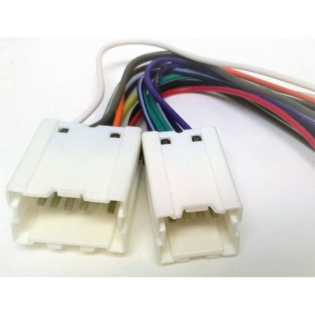 CarXtc Radio Wire Harness Installs New Car Stereo Fits NISSAN MAXIMA on