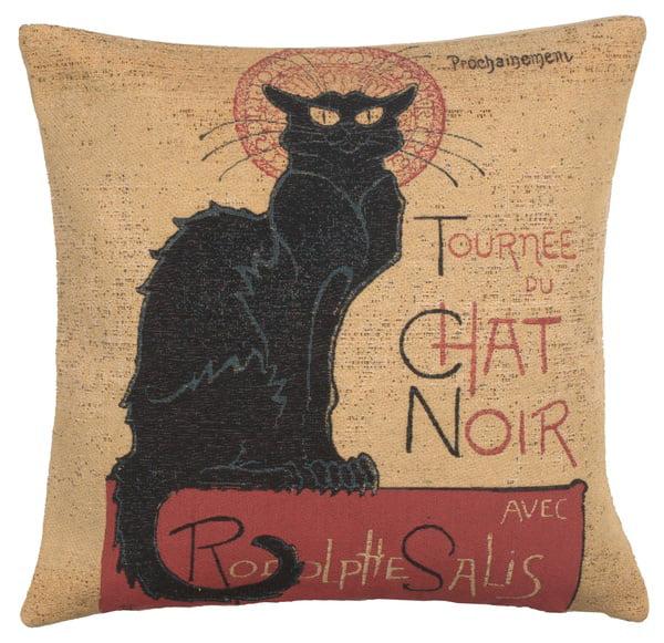 Tournee Du Chat Noir - A - H 18 x W 18(Cushion Cover) - image 1 of 1