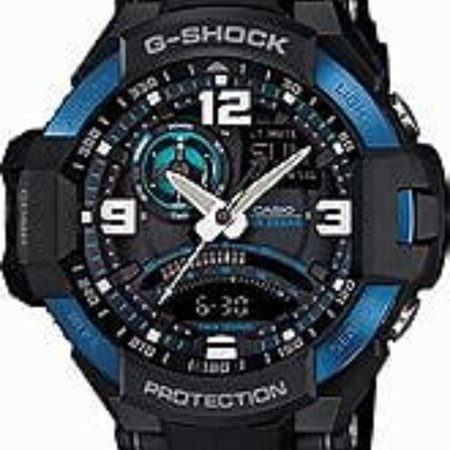 Pre-Owned Casio G-shock GA-1000- Resin  Watch (Certified Authentic & Warranty) ()