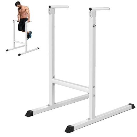 Goplus Dipping station Dip Stand Pull Push Up Bar Fitness Exercise Workout -