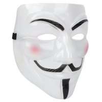 V for Vendetta Anonymous Guy Fawkes Plastic Mask