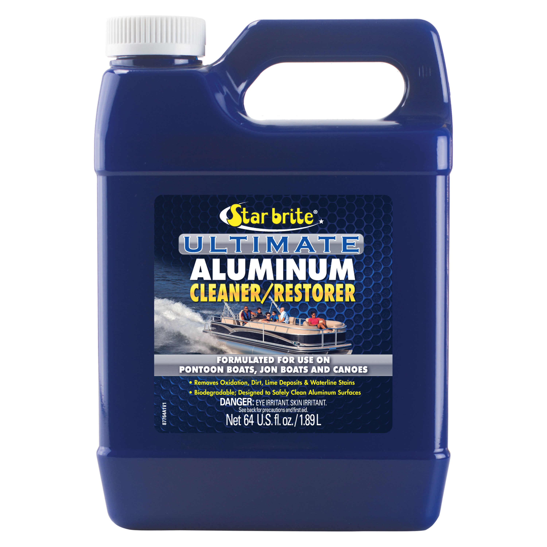 Star Brite Ultimate Aluminum Cleaner 64 Oz Walmart Com