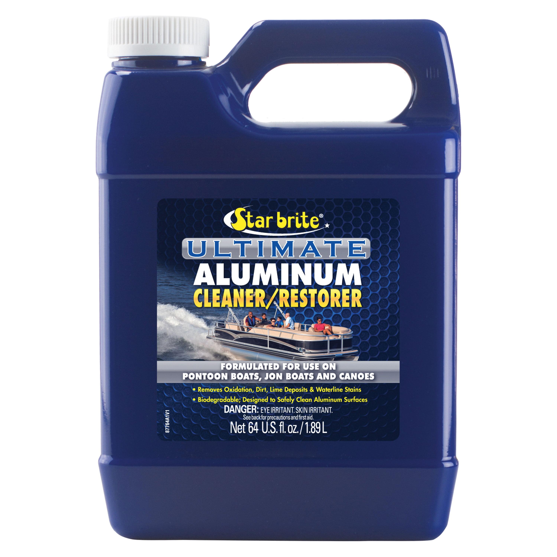 Star Brite Ultimate Aluminum Cleaner, 64 oz