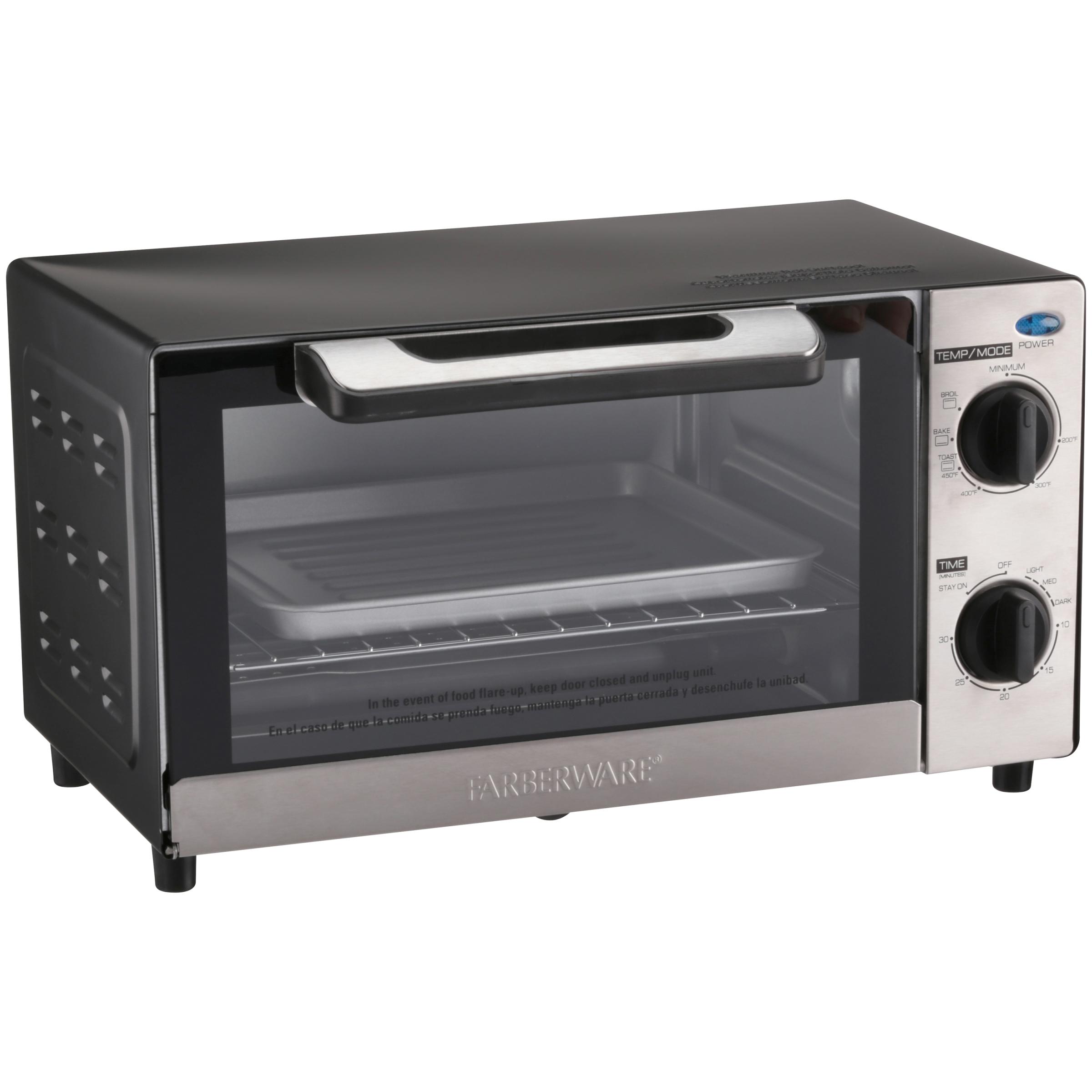 Farberware® 4-Slice Toaster Oven