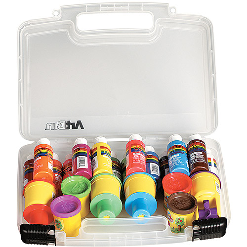 "ArtBin Quick View Carrying Case, 10-1/4"" x 14"" x 3-1/4"""