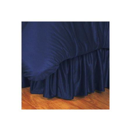 NCAA Auburn Bedskirt