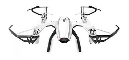 "UDI U28-1 FPV Quadcopter Drone with HD Camera and 4"" 5.8ghz LCD Display Screen BONUS... by USA Toyz"