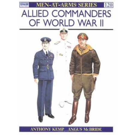 Allied Commanders Of World War Ii New