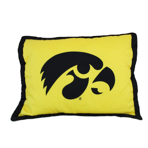 College Covers NCAA Iowa Pillow Sham