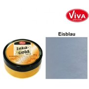 Viva Decor Inka Gold 50 Grams-Ice Blue