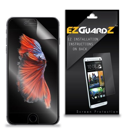 (4-Pack) EZGuardZ Screen Protector for Kyocera Hydro Icon (Ultra Clear) ()