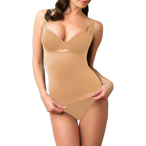 Cupid Women's Comfortable Firm Torsette