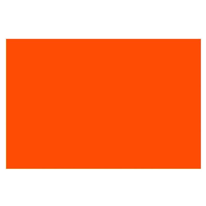 "(Price Case of 25)Bazic Products 5402-25 20"" X 30"" Fluorescent Orange Foam Board by Bazic"