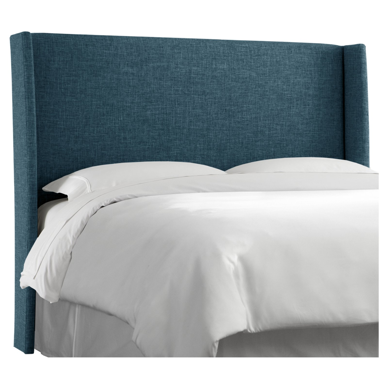 Skyline Zuma Wingback Upholstered Headboard