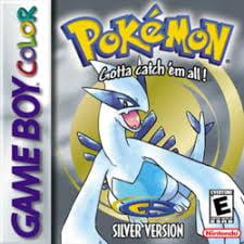 Pokemon Silver - Nintendo Gameboy GBC (Best Starter Pokemon In Soul Silver)