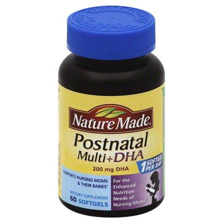 Nature Made Postnatal Dha