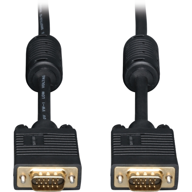 Tripp Lite P502-020 20Ft Vga Coax Monitor Cable W/ Rgb M/M