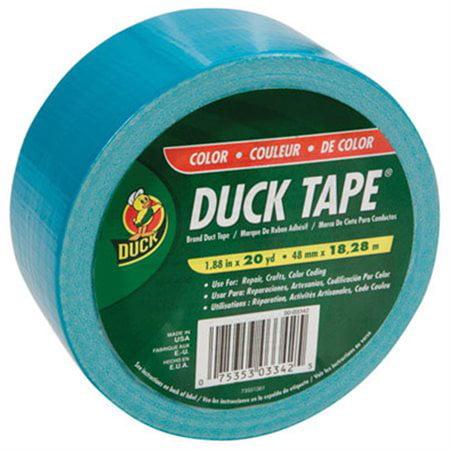 Shurtech 1017794 20 Yard Aqua Duck Tape