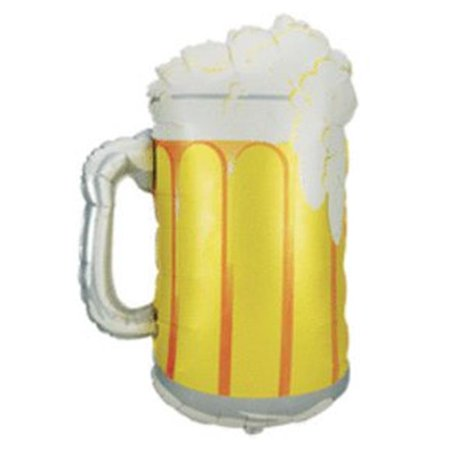 Giant Beer Glass (frosty beer mug 34 giant foil balloon)