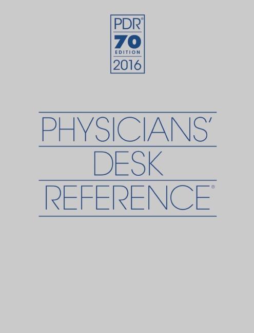 Physiciansu0027 Desk Reference