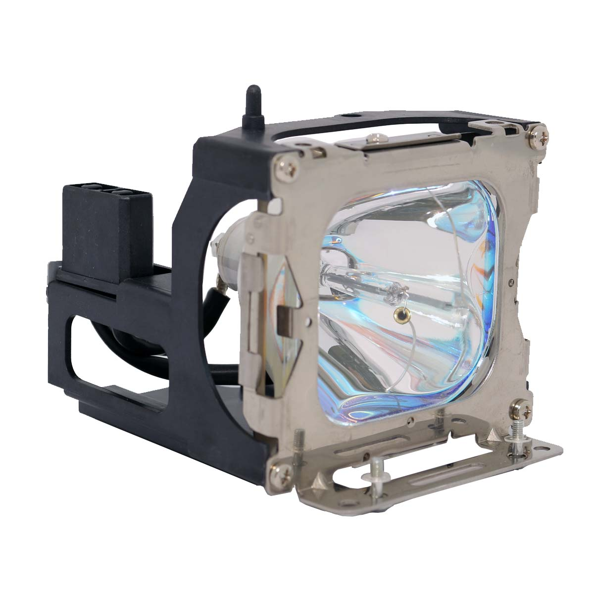 Original Philips Projector Lamp Replacement with Housing for Seleco SLC650X - image 1 de 5