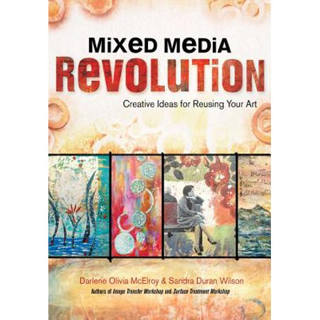 Mixed Media Revolution : Creative Ideas for Reusing Your Art - Creative Art Ideas For Halloween