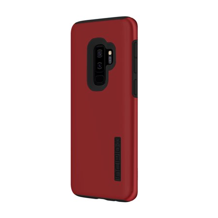 Incipio DualPro Samsung Galaxy S9+ Case with Shock-Absorbing Inner Core & Protective Outer Shell for Samsung Galaxy S9 Plus (2018) (Core Pedal Case)