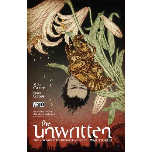 The Unwritten 10: War Stories