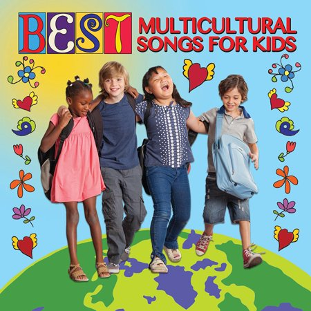 BEST MULTICULTURAL SONGS FOR KIDS CD (Easy Halloween Songs For Violin)