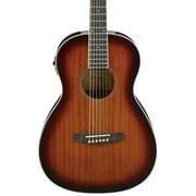 Best Parlor Guitars - Ibanez PN12E Parlor Acoustic-Electric Guitar Review