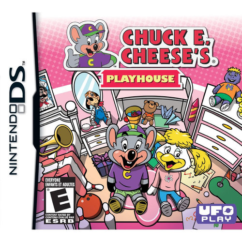 CHUCK E CHEESE'S: Playhouse (DS)