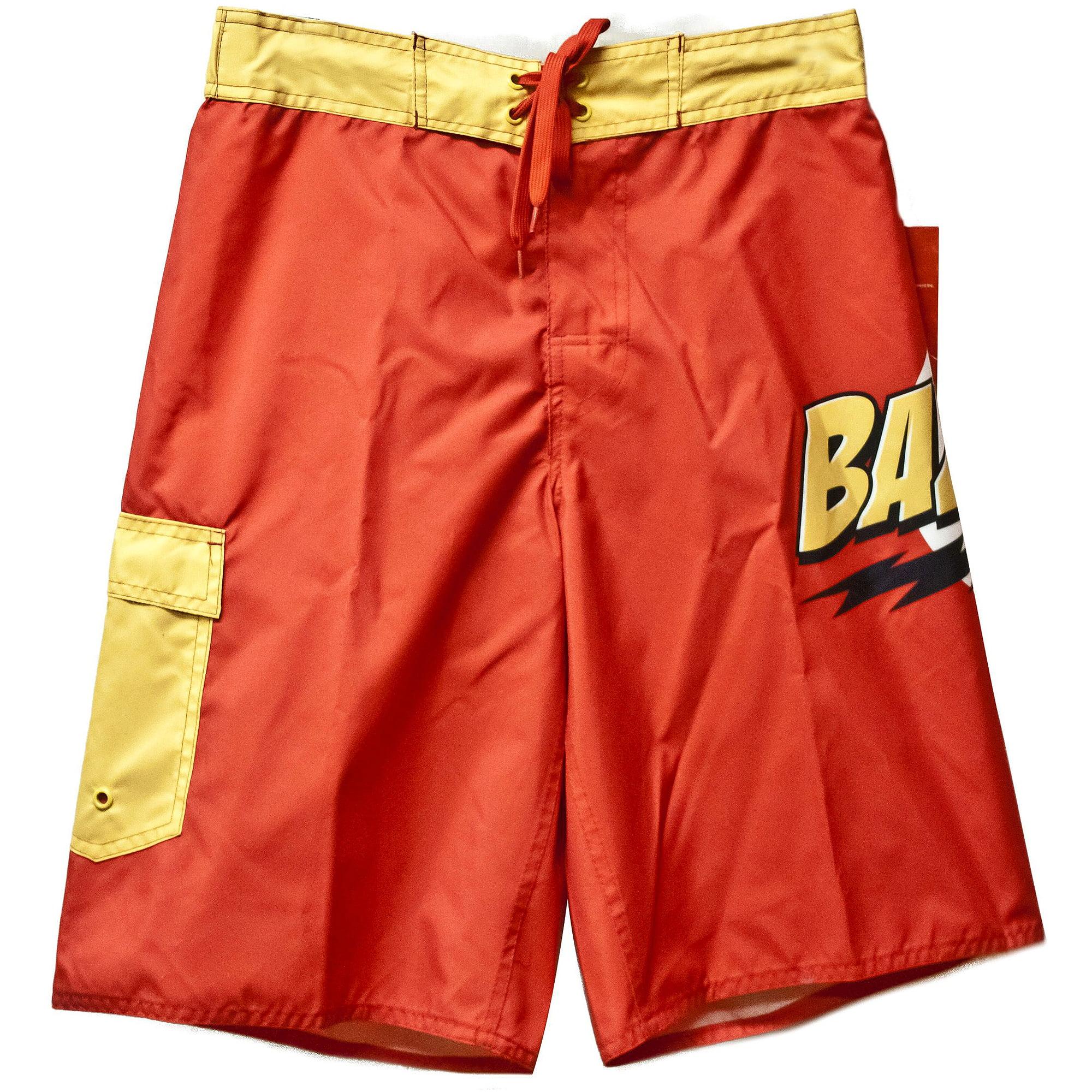 License ^^big Men's Bazinga Boardshort