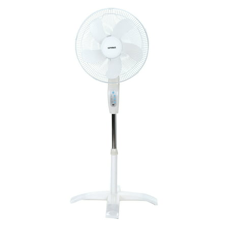 Optimus 16 Quot Wave Oscillating Stand 3 Speed Fan Model F