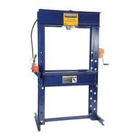 HEIN-WERNER HW93400 Hydraulic Press,55 t,Manual Pump