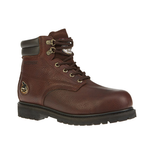 "Men's Georgia Boot G6174 6"" Oiler Steel Toe by Georgia Boot"