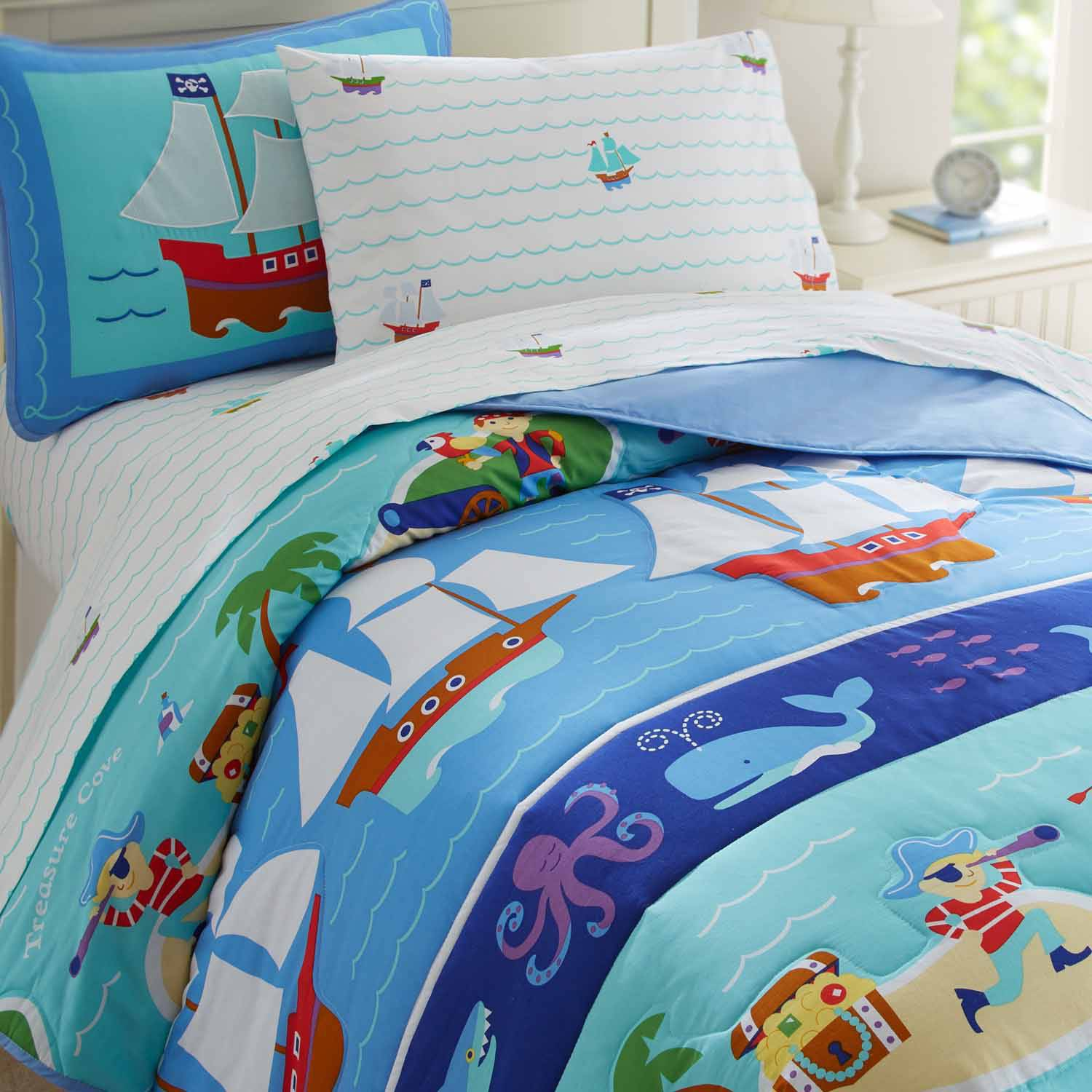 Olive Kids Pirates Comforter