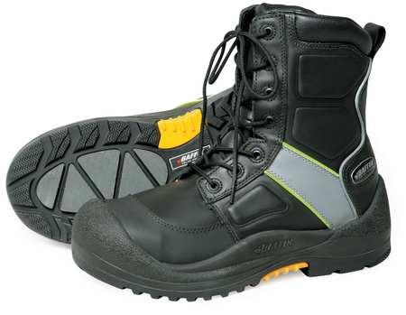 Baffin Size 11 Composite Toe Winter Boots, Men's, Black, IREB-MP04-BK2-11