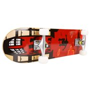 "30.6""Skateboard Long-board Wood Skateboard Complete Deck for Boys and Girls,Max Load 220lb"